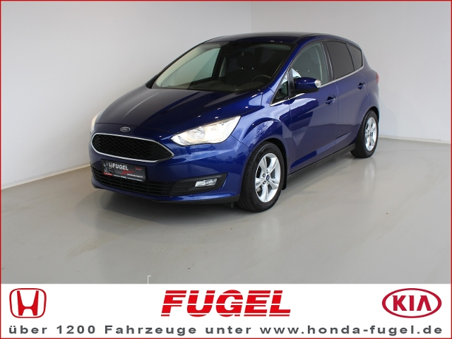 Ford C-Max 1.0 Business Edition SHZ|AHK|PDC|Temp.