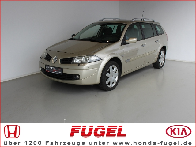 Renault Megane Grandtour 1.6 Authentique Exception Xenon