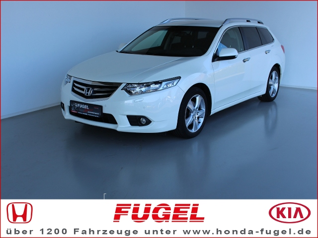 Honda Accord Tourer 2.0i-VTEC Lifestyle Xen.|SHZ