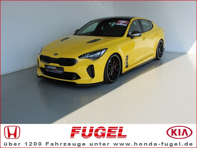 Kia Stinger 3.3 T-GDI 4WD AT Fugel Sport|GD|Alu20''