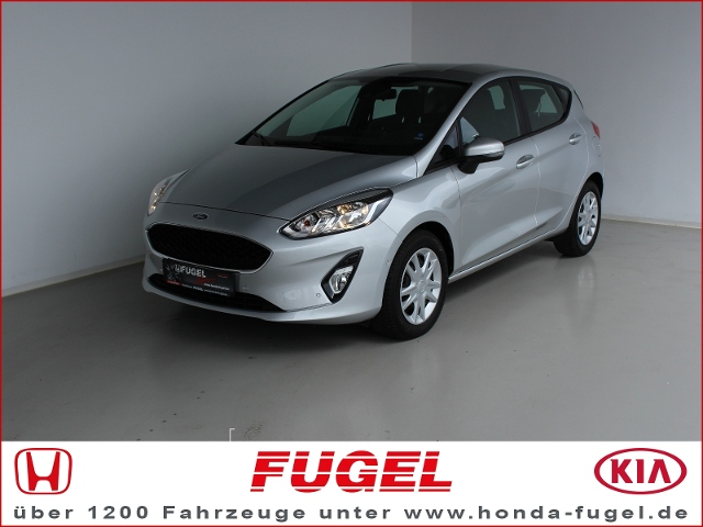 Ford Fiesta 1.0 EcoBoost Cool&Connect Navi|Winter