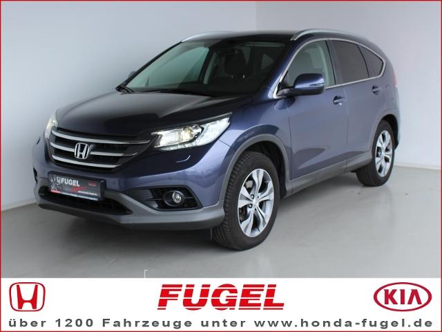 Honda CR-V 2.2 Lifestyle 4WD RFK|Xen.|SHZ