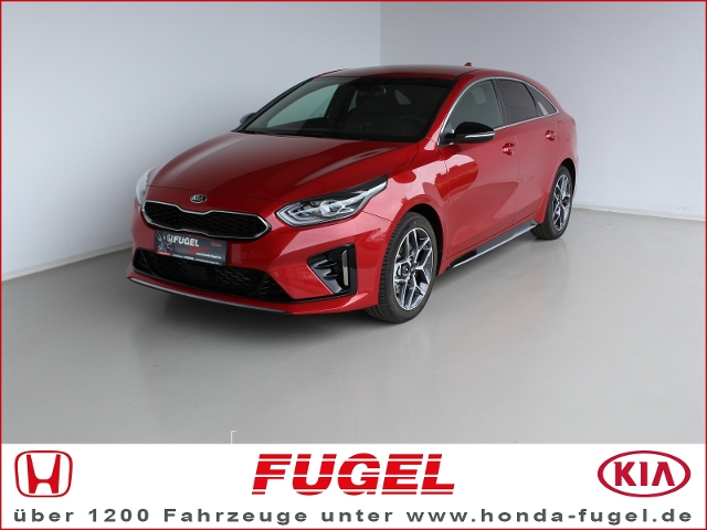 Kia ProCeed 1.4 T-GDi GT L. LED|Tech|Leder
