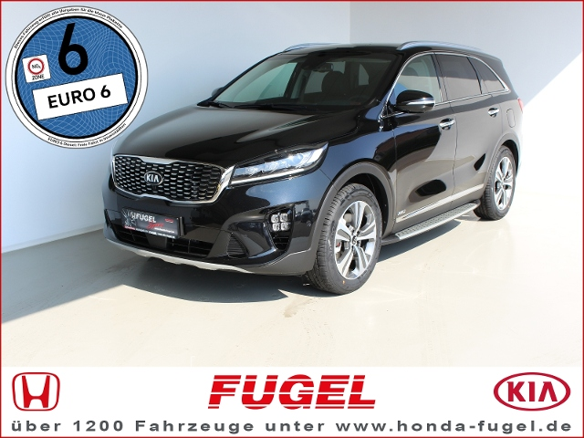 Kia Sorento 2.2 CRDi GT-L. AWD AT LED|GD|Pre.|7S
