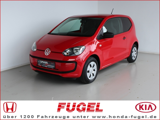 VW up! 1.0 take Klima