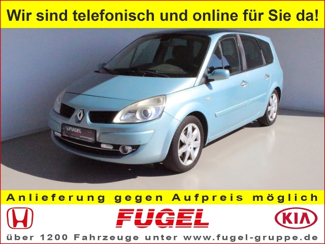 Renault Scenic 1.9 Grand Exception Klimaaut.