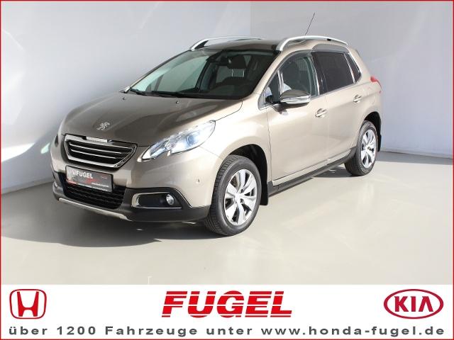 Peugeot 2008 1.6 Allure Navi Temp. SHZ