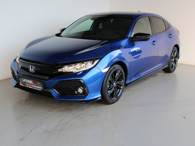 Honda Civic 1.0 i-VTEC Turbo Dynamic AT|Navi|Leder