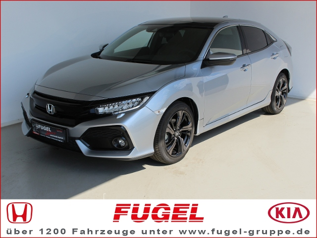 Honda Civic 1.0 Executive CVT LED|Pano|Navi