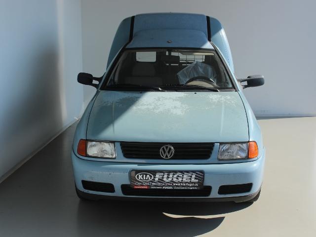 VW Caddy Kasten 1.4 AHK