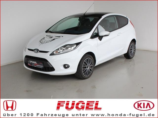 Ford Fiesta 1.25 Trend Klima|Bluetooth