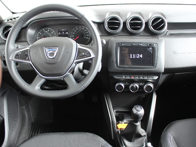 Dacia Duster dCi 115 Blue Prestige 360°|Keyless|Navi