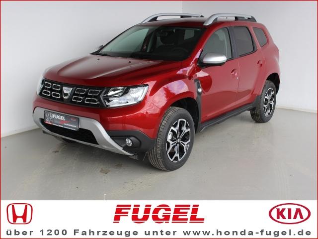 Dacia Duster TCE 100Prestige Navi|RFK|Keyless