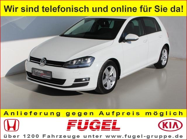 VW Golf 1.4 TSI BMT Comfortline PDC|SHZ|Xen.|Temp.