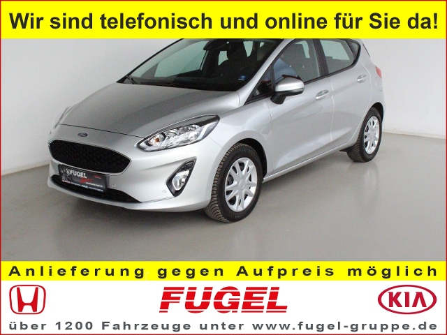 Ford Fiesta 1.0 EcoBoost Cool&Connect Navi|Ass.|SHZ