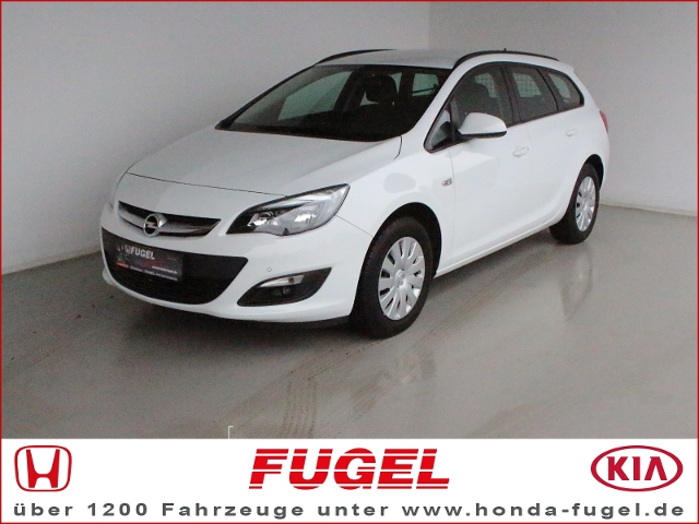 Opel Astra J Sports Tourer 1.6 CDTI Edition Navi|SHZ