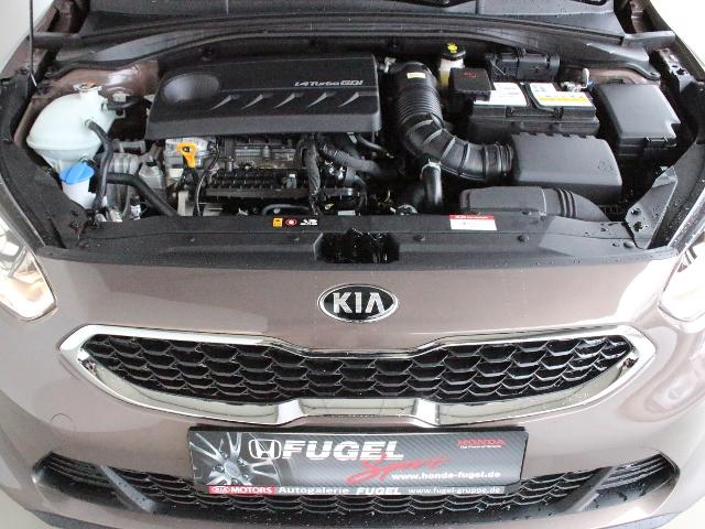 Kia Ceed 1.4 T-GDi Lenkradhzg. SHZ PDC