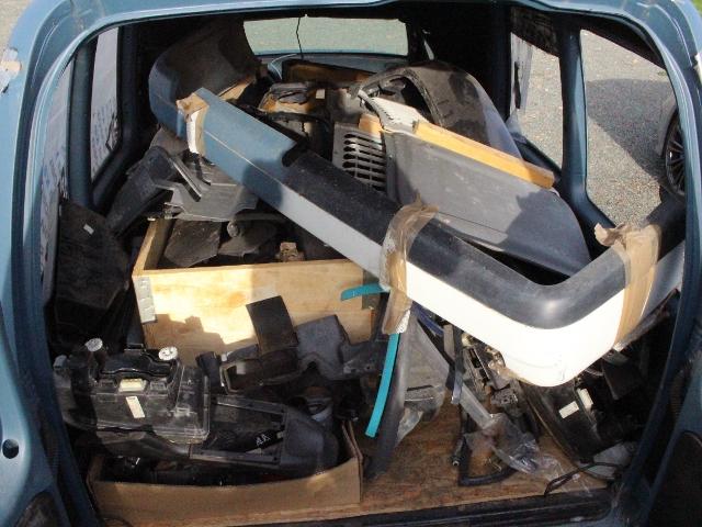 VW Caddy Kasten Economy