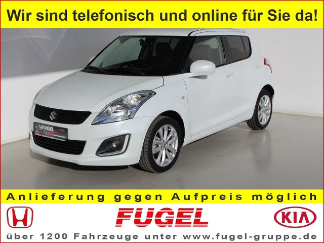 Suzuki Swift 1.2 Comfort Klima|Temp.
