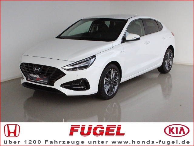 Hyundai i30 Fastback 1,5 T-GDI MHEV LED|Apple|Navi|MJ2021