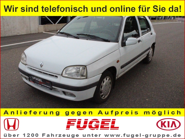 Renault Clio 1.4 RT Radio