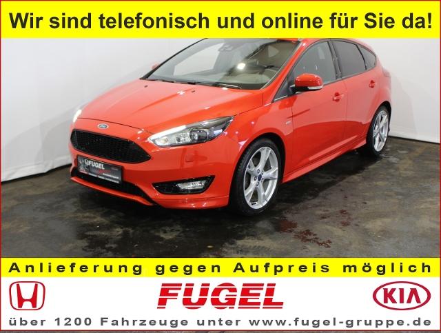 Ford Focus 1.5 EB ST-Line Xen.|Navi|SHZ
