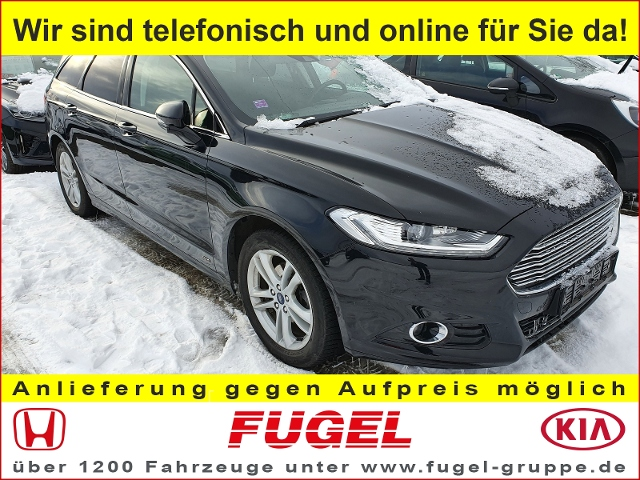 Ford Mondeo Turnier 2.0 TDCi Titanium AWD AT LED|Navi