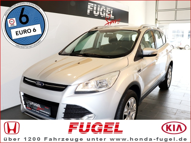 Ford Kuga 2.0 TDCI Trend 4WD Standh.|Temp.