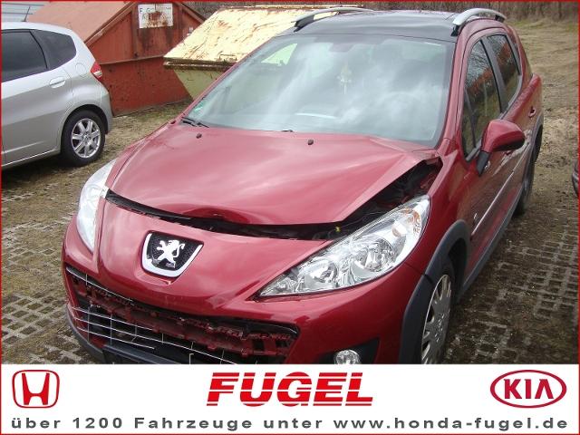 Peugeot 207 SW 1.6 Navi|Sitzhzg.