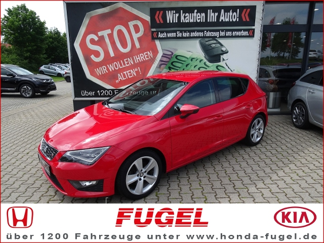 Seat Leon 1.4 TSi FR LED|Temp.
