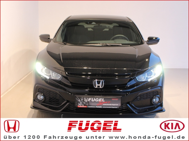 Honda Civic 1.0 i-VTEC Turbo Dynamic Navi|Leder|inkl. WR