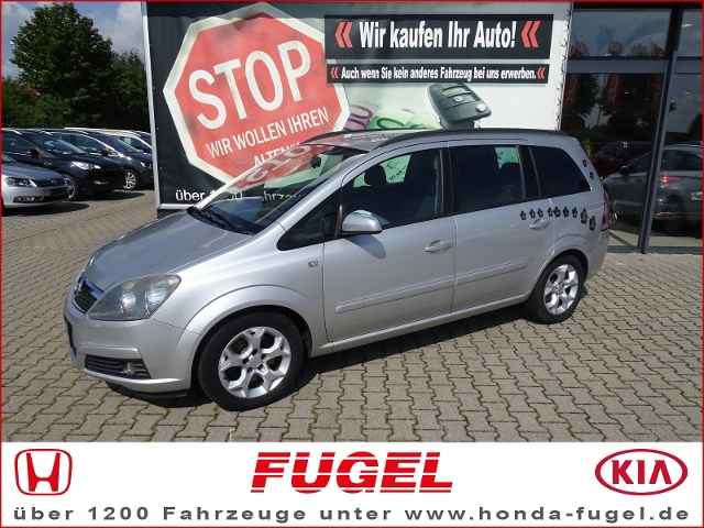 Opel Zafira B 2.2 Edition Klimaaut.|7S