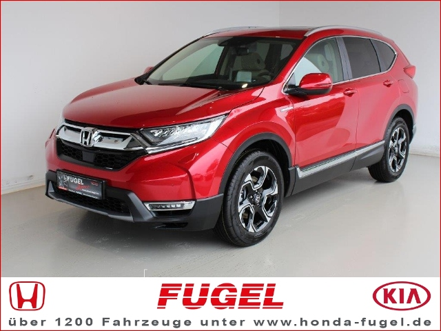 Honda CR-V 2.0 i-MMD HYBRID Executive 4WD LED|Navi