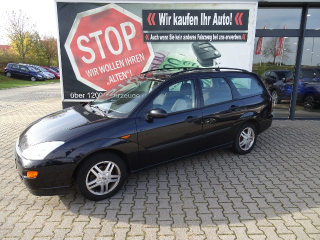 Ford Focus Turnier 1.6 Futura 2 Klima