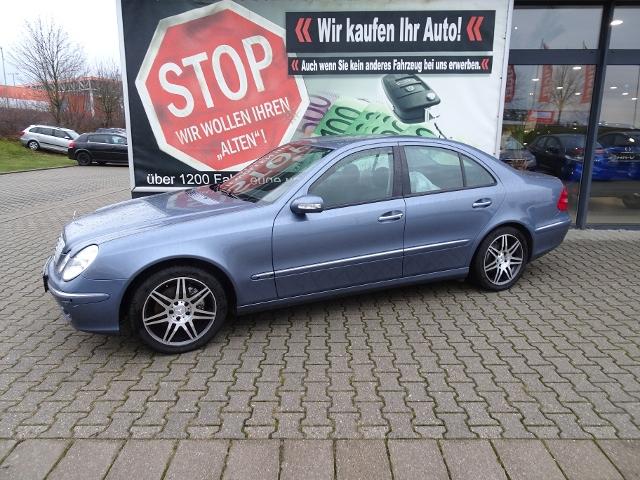 Mercedes-Benz E 240 4Matic Elegance Allrad Navi|AHK