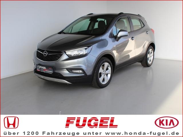 Opel Mokka X 1.6 CDTI 4WD Edit. AHK|Navi|SHZ|Lenk-hzg.