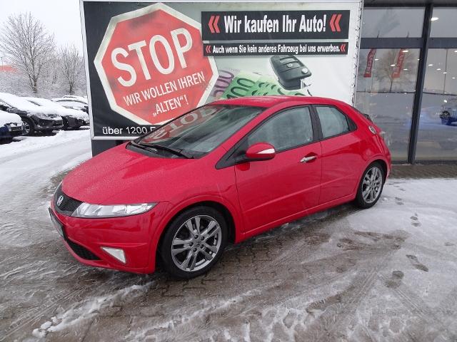 Honda Civic 1.8 VTEC Sport Klimaaut.