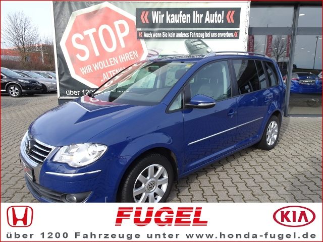 VW Touran 1.4 TSI Highline Tiptronic el.SD|PDC