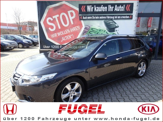 Honda Accord Tourer 2.0 Lifestyle Xen.|Temp.|PDC