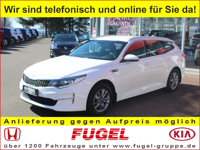 Kia Optima SW 1.7 CRDi Navi|Temp.