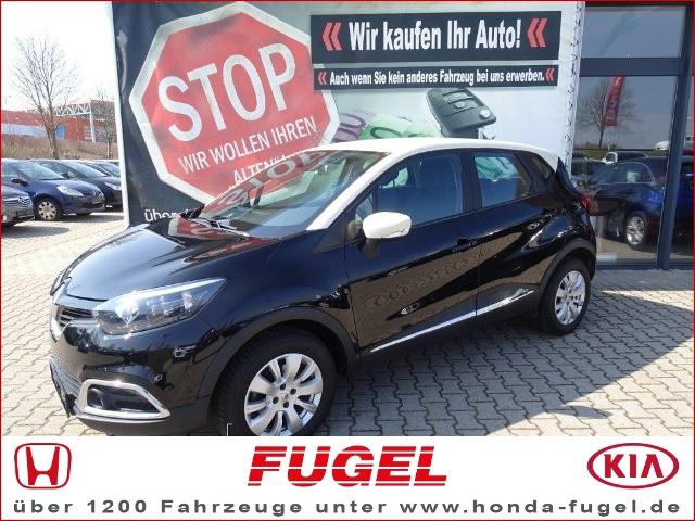 Renault Captur dCi 110 Dynamique Navi|Klimaaut.