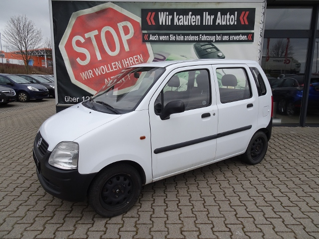 Opel Agila 1.0 Basis Radio
