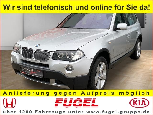 BMW X3 3.0d Automatik 3.0d Allrad Xenon|AHK