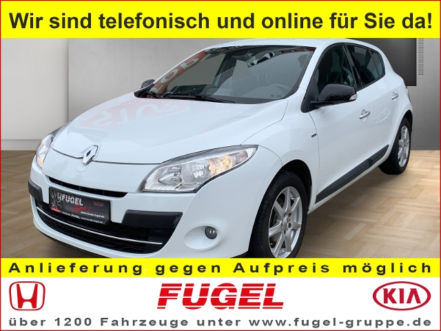 Renault Megane 1.9 dci BOSE Edition Klimaaut.|Navi