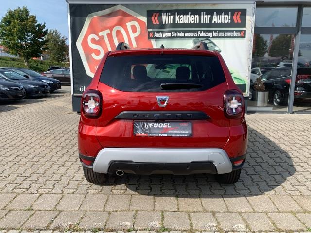 Dacia Duster TCE 100 Prestige SHZ|RFK|Navi|Klimaaut.