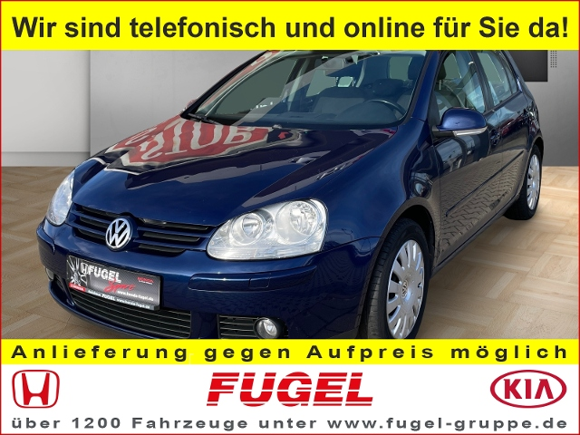 VW Golf 1.4 Tour Klimaaut.|Temp.