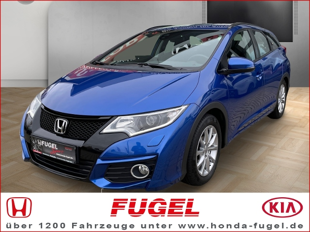 Honda Civic Tourer 1.8 Comfort Klimaaut. Temp.