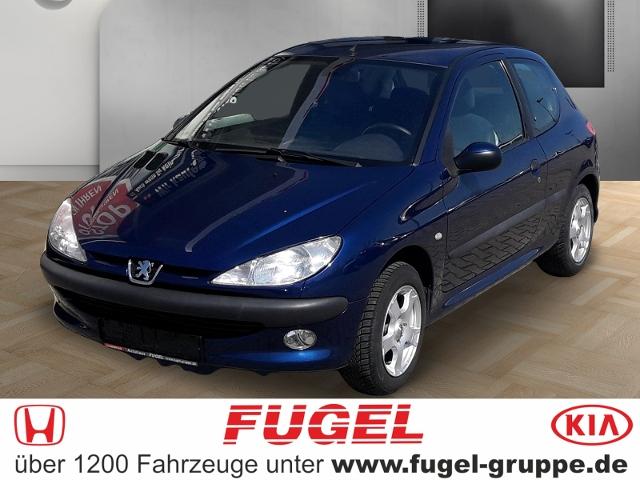 Peugeot 206 1.4 Premium Klima