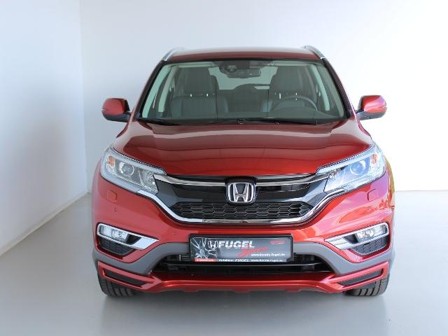 Honda CR-V 2.0 i-VTEC Lifestyle Plus 4WD AT|Navi|Xen.