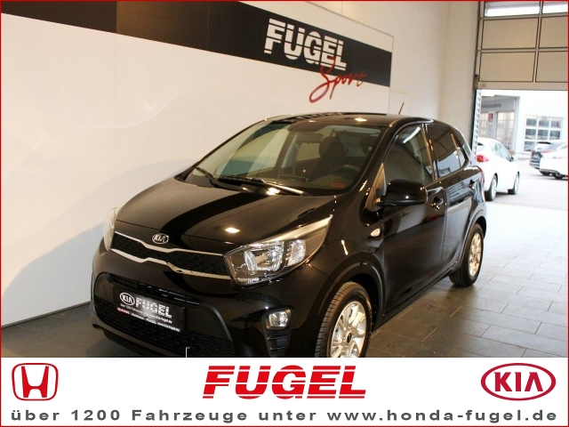 Kia Picanto 1.0 Dream Team Klima|Sitzh.